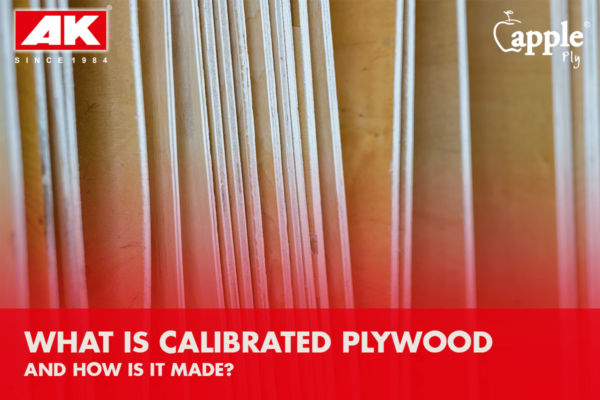 What Is Calibrated Plywood and How Is it Made?