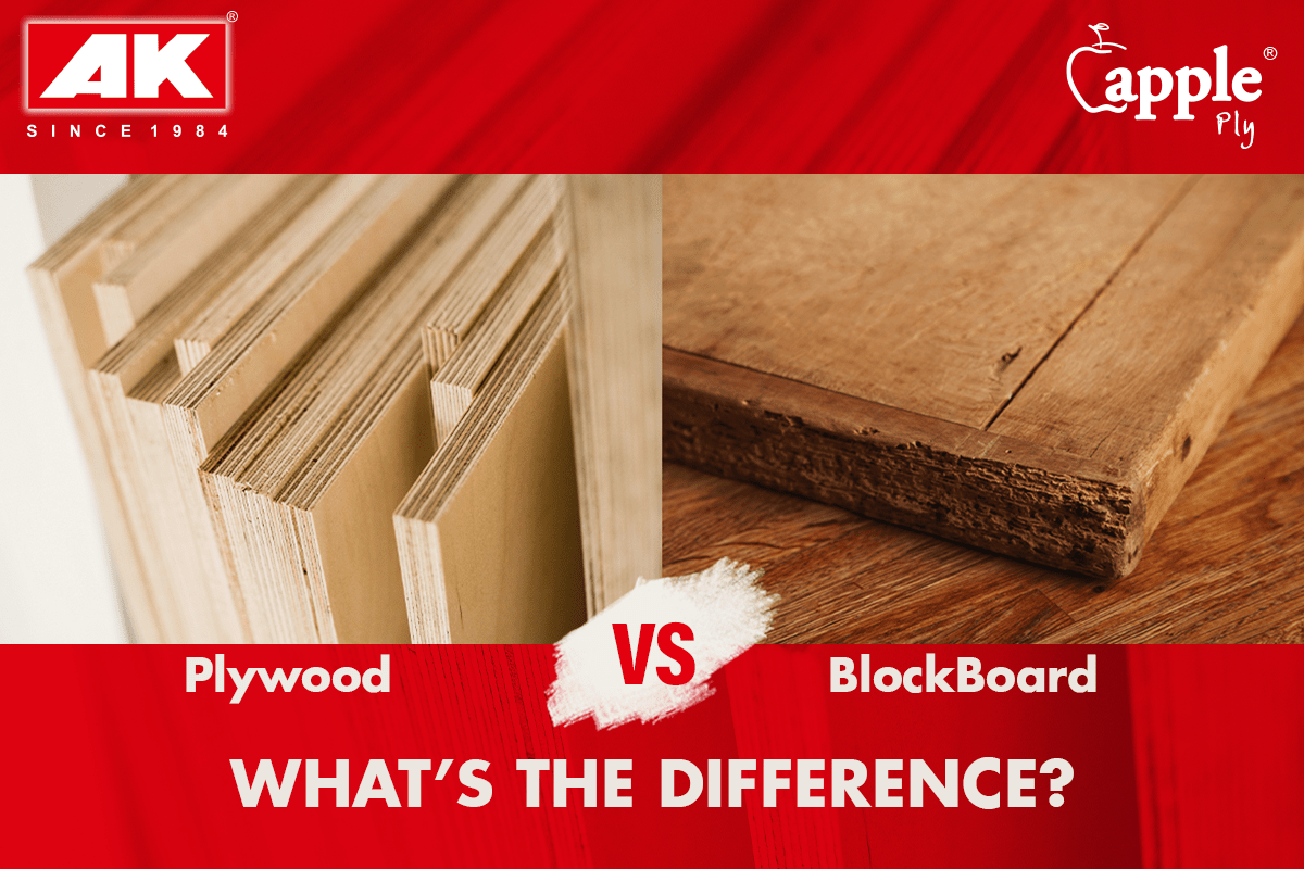 Plywood Vs Blockboard: What's the Difference?