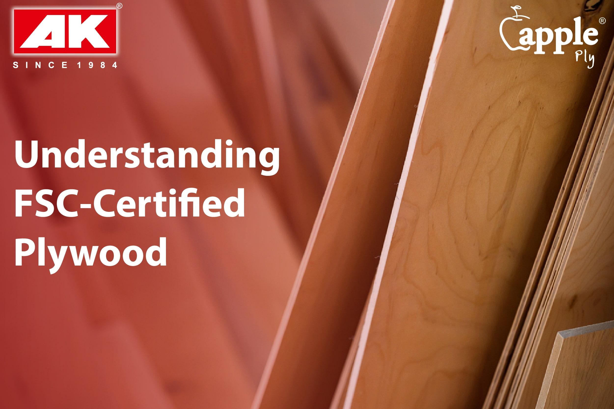 FSC-Certified Plywood
