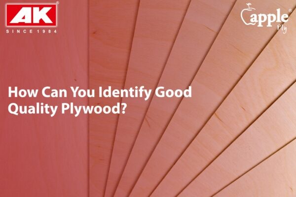 How Can You Identify Good Quality Plywood?